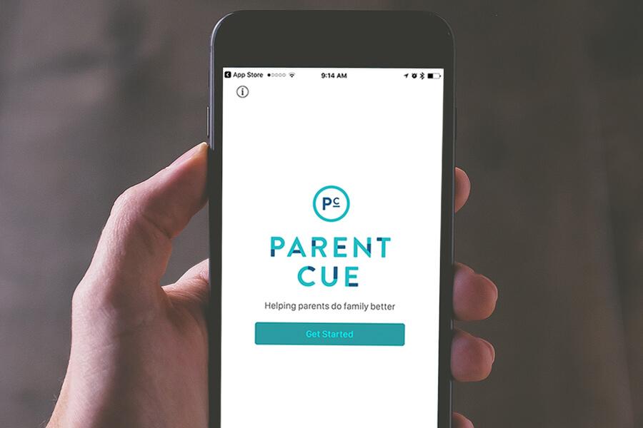 Get the Parent Cue App!