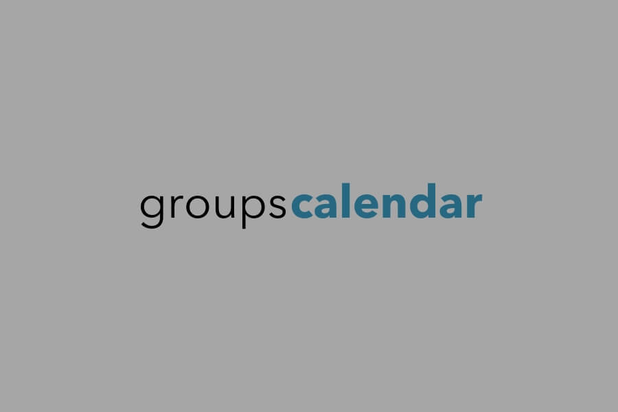 Groups Calendar