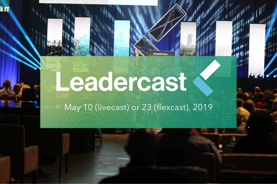 Leadercast, hosted by Heritage Church