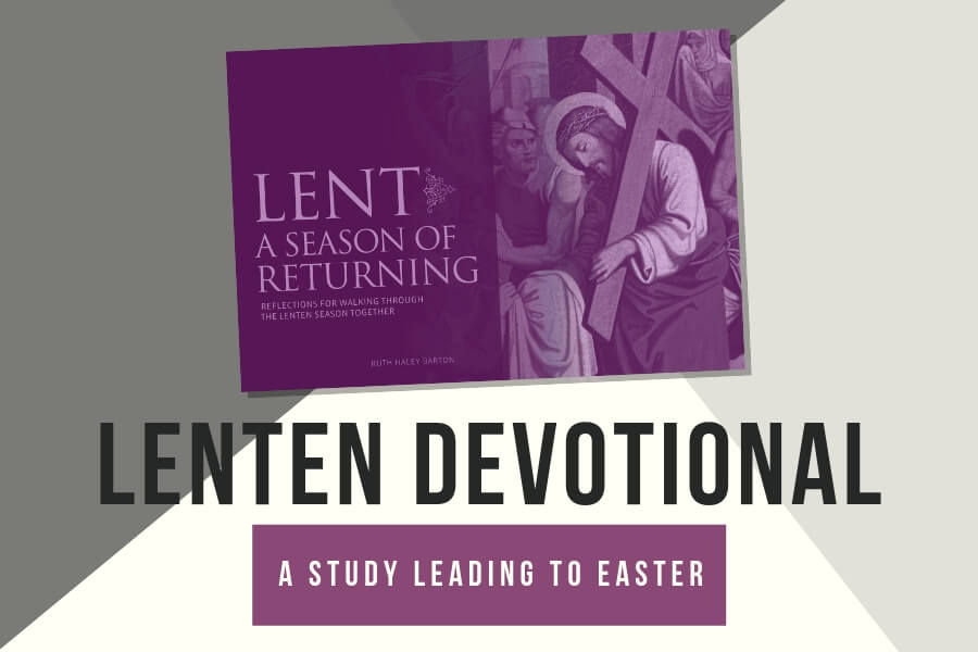 Lenten Devotional