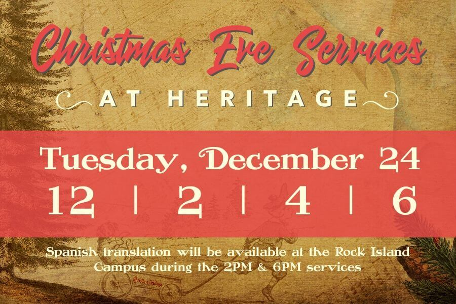 Join us for Christmas!