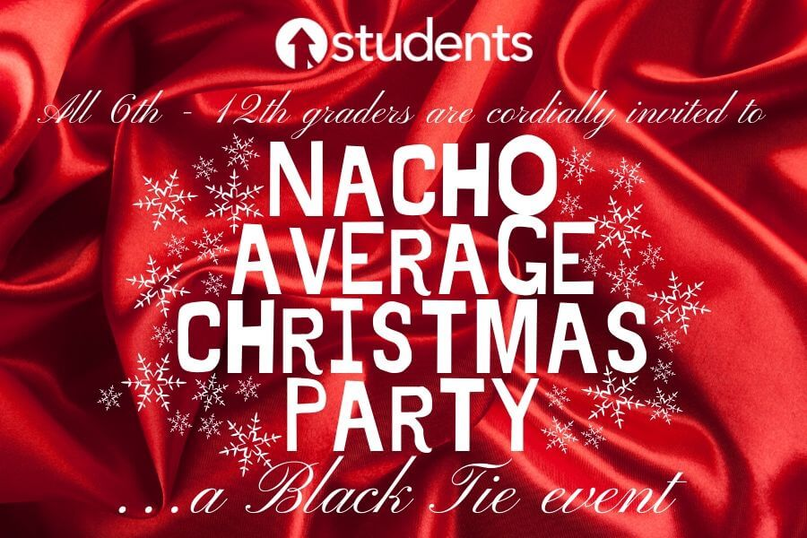 Student Holiday Party!